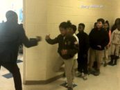 Best Teacher Student Relationship In America Today With Epic Classroom Introduction! (Video)