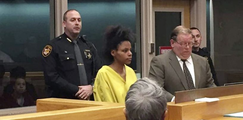 This Woman Decapitated Her 15 Month Old Child & Then Tried To Frame The Child! #iShitUNot (Video)