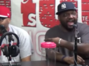 Comedian Aries Spears Gets Sucker Punched By Light Skinned Failed Radio Show Host Zo Williams! (Video)