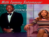Wendy Williams Calls Out Super Star Tyrese For Being A Downlow Homosexual Live (Video)