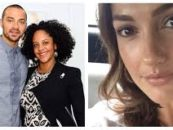 Pro Black Half-Breed Jesse Williams Divorces His Magical Black Wife For A White Cave B*tch! (Video)