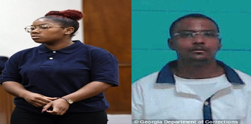 Another Black Queen Prison Guard Pleads Guilty For Getting Knocked Up Having Baby By Thug Doing Life! (Video)