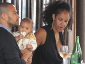 Americas Top Half-Breed Jesse Williams Black Ex Is Keeping His Kids Away As Punishment For Wanting A Divorce! (Video)