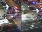 Niggly Bears Ruin White Peoples Weekend At Myrtle Beach As 8 People Shot During An All Out Brawl! (Video)