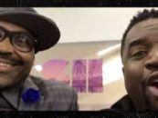 Corey Holcomb Is Now Being Sued By Aries Spears & He Goes Off On TMZ!! (Video)