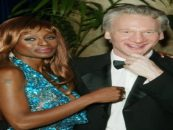 Racist Comedian Bill Maher's Trannyish Ex-Bedwench Speaks Out About His Prior Use Of The N Word! (Video)
