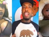 Bobby Valentino Exonerated? Tranny's Friend Brandi Says It Was An Actual Extortion Attempt! (Video)