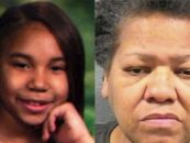 BT-800 UgmoGranny Edition Starves & Strangles Her 8 Year Old Granddaughter To Death! (Video)