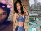 Love & HipHop Star Tara Wallace Uses Hurricane Harvey To Post Topless Photo & Get Likes! #DNA (Video)