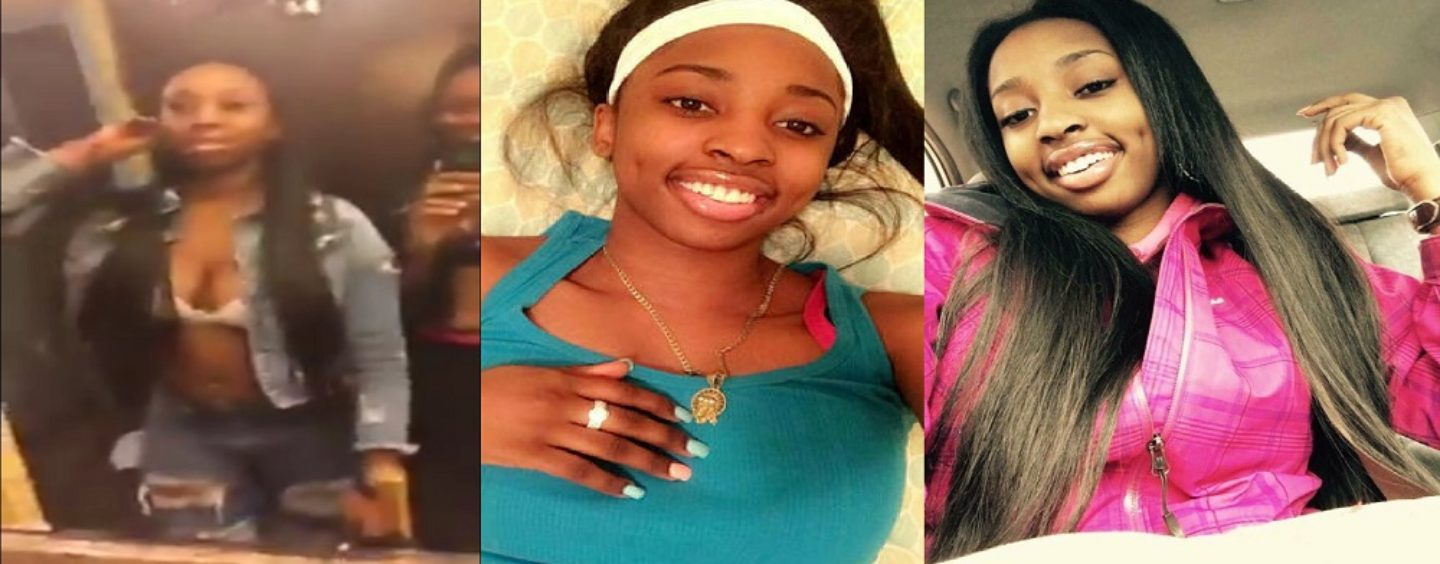 Chicago Teen Girl Found Dead In Hotel Freezer After Nite Of Drugs, Sex & Possible Rape Set Up By Her Friends! (Video)