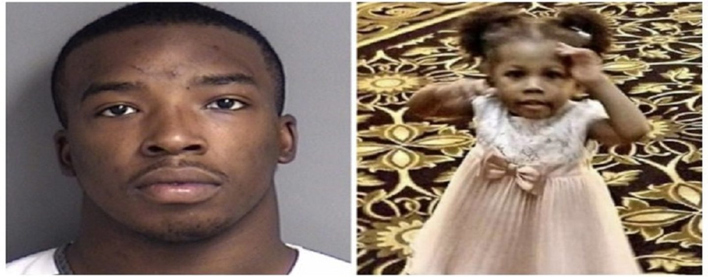 Moms 19 Year Old Thug Boyfriend Murders Her 2 Year Old Child That She Left In His Care! (Video)