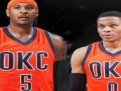 Breaking Sports News! Carmelo Anthony Traded To OKC Joining George & Westbrook! Good Trade Or No? (Video)