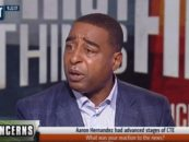 ESPN's Cris Carter Cries Over Mom Having 7 Kids By 25, No Dad & Possibly Having Brain Injuries! (Video)