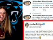 White Feminist Reporter Who Cried Sexism On Cam Newton Now Forced To Apologize For Her Racist Tweets
