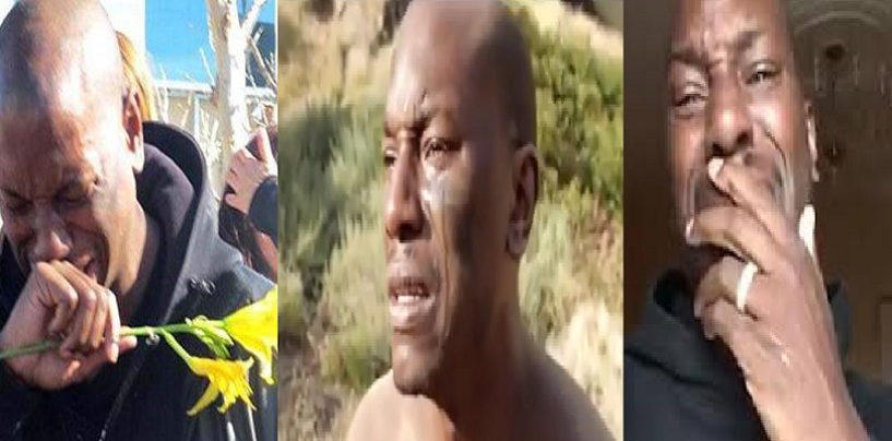 Does Tyrese Gibson's Recent Cry Outburst Made Him Look Weak Or Sympathetic? (Video)