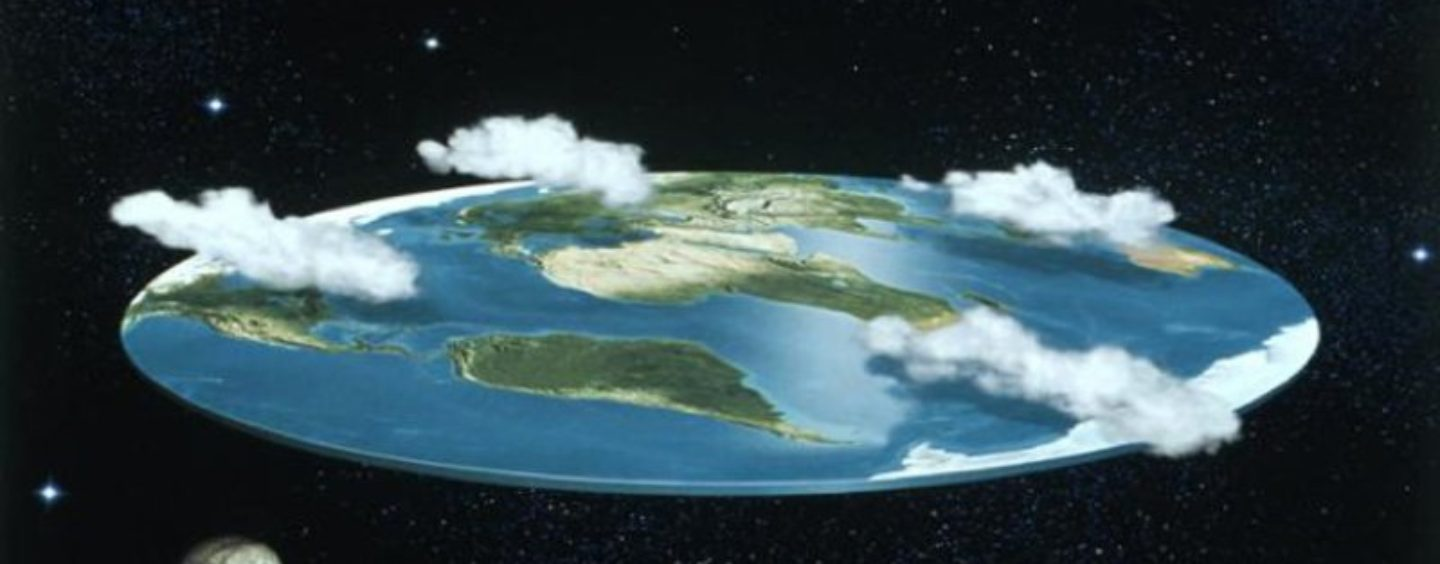 You Want More Proof? This Video Shows How The Earth Being Flat Was Hidden By NASA & World Gov'ts! (Video)