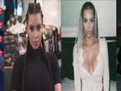 Kim Ks Braid Wearing Photo Angers The Hair Hatted Black B*tch Brigade! Do U Agree With Their Gripe? (Video)