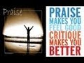 Tomasism #7 Praise Vs Criticism!