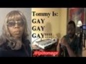 Africa Questions Tommy Sotomayor Sexuality Due To His Videos Content! Pt 1