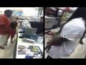 Snowbird Gets Suga-Smacked By Madden King At Grocery Store!