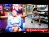 R&B Singer Fantasia Sings Twerking Song On Live National TV