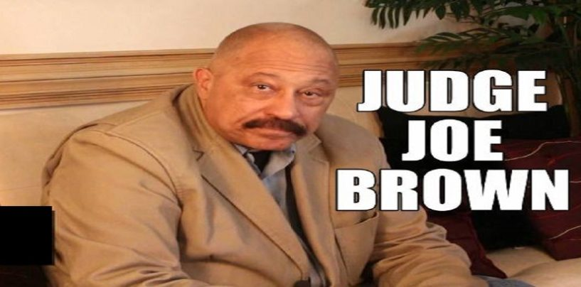 1on1 With Judge Joe Brown On The State Of Blacks In America Today! ( Live Video)