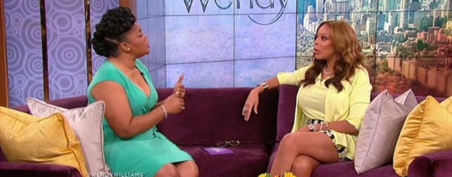 Monique Now Goes At Wendy Williams & Gary Owens Takes Up For Will Packer! (Video)