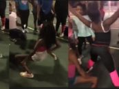 #RBT Pre-Teen Black Girls Doing The #RidingStickChallenge & No One Has A Problem With This? (Live Video)