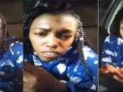 #ATW SomaliMouth Chick Gets Roasted On Facebook Live While In Her Car Wearing Pajamas! (Live Broadcast)