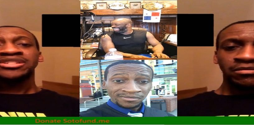 Aaron The Wiseman Tries To Check Tommy Sotomayor Live On His Facebook & Gets Ethered! LOL (Video)