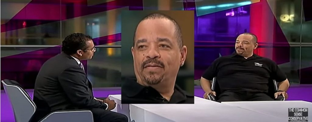 Rap Legend, Ice T, Shuts Down Pro Gun Control Advocate Liberal TV Host In 1 Minute! EPIC SHOW! (Live Broadcast)