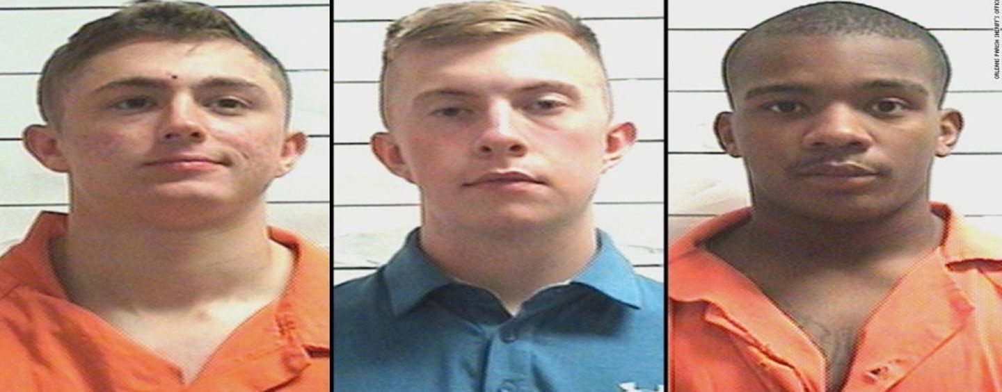3 Marines Accused & Charged With Rape By Two Loose New Orleans Women After Next Day Sex Regret! (Video)