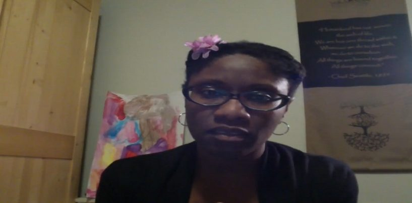 Dark Skinned Black Woman Makes Video Explaining How Tommy Sotomayor Loves Black Women, Do U Agree With Her? (Video)