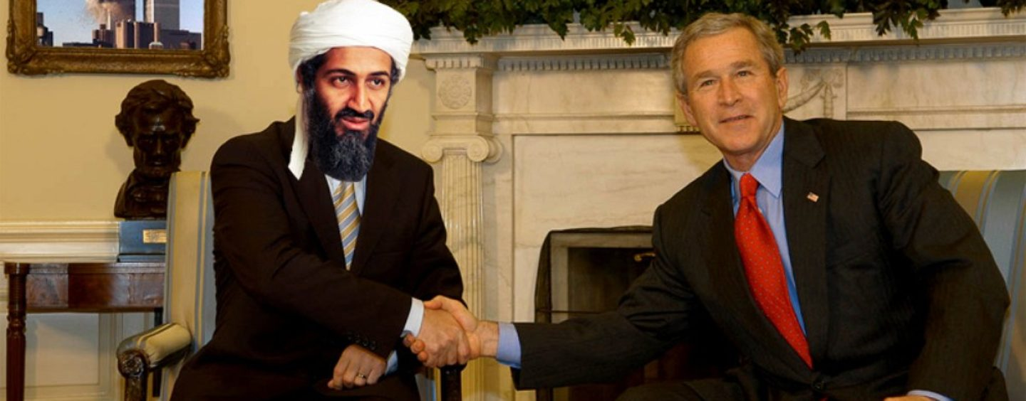 Pt 2 Undeniable Connections Between George Bush, The Bin Laden Family & The Plot To Steal Trillions Of Dollars! (Live Broadcast)