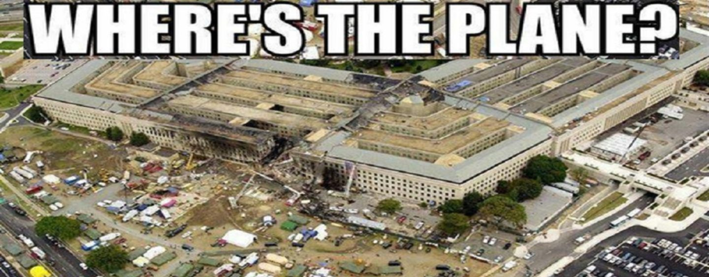WTF Really Hit The Pentagon On 9/11 2001 Because It Sure As Hell Wasn't An Airplane! (Live Broadcast)