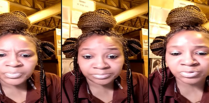 Black Princess Leia Gives Her Take On Tyra J Moore & Him Stalking Tommy Sotomayor On YouTube Relentlessly! (Video)