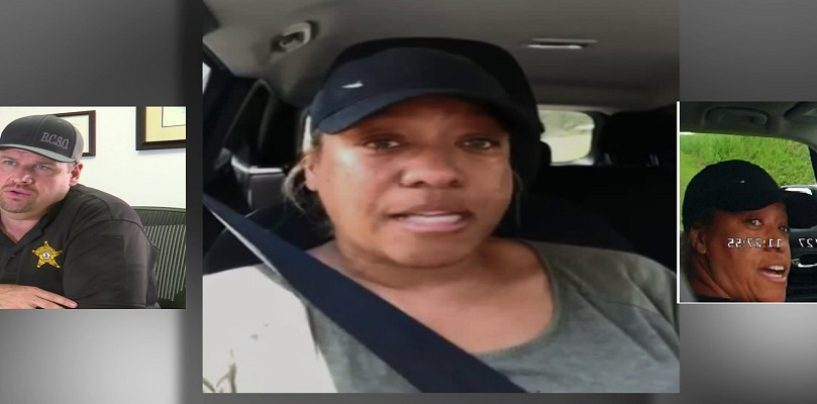 Lying Black B*tch Claims Racism During Traffic Stop But Body Cam Video Shows Redneck Cop Did Nothing Wrong! (Video)