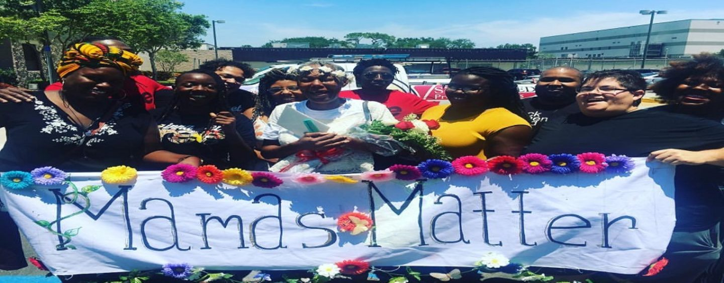 DumbAzzes Around The Country Collecting Funds To Get Jailedbird Wakandan Moms Out For Mothers Day! (Video)